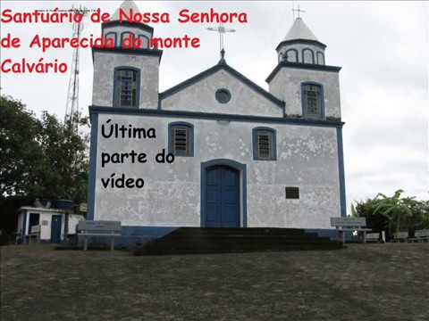 Santa Rita de Jacutinga - Mg - Capela do alto (4° parte e última)