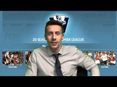 Premier League 20 Seasons Awards: Vote NOW!