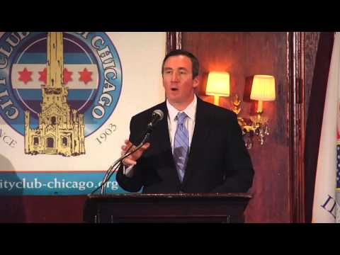 Michael Kelly, Superintendent, Chicago Park District