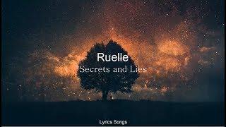 Ruelle - Secrets and Lies (Lyrics)