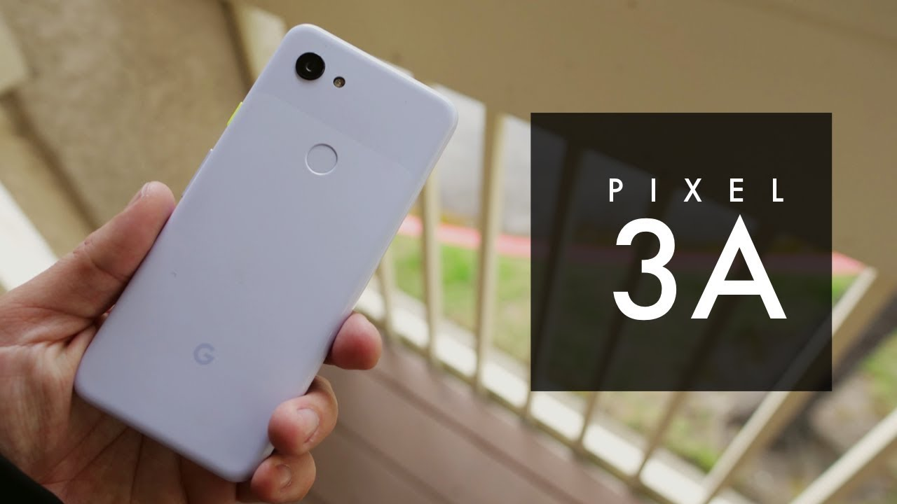 Google Pixel 3a hands-on: The one you should get! (video)