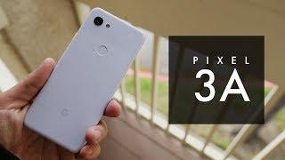 Google Pixel 3A Review Videos