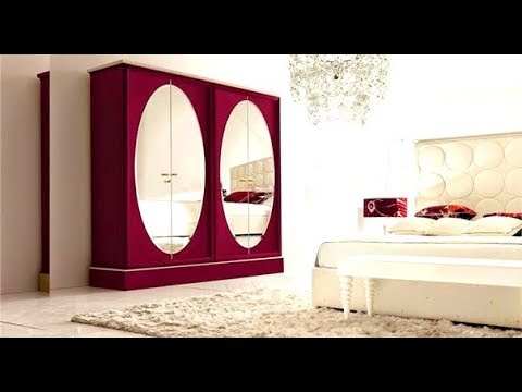 50 Modern Bedroom Cupboard Designs 2018  Plan N Design   YouTube