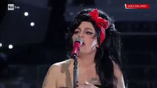 Roberta Bonanno  è Amy Winehouse: