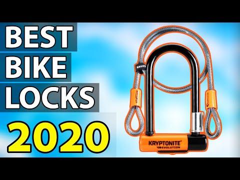 ✅ TOP 5: Best Bike Lock 2020