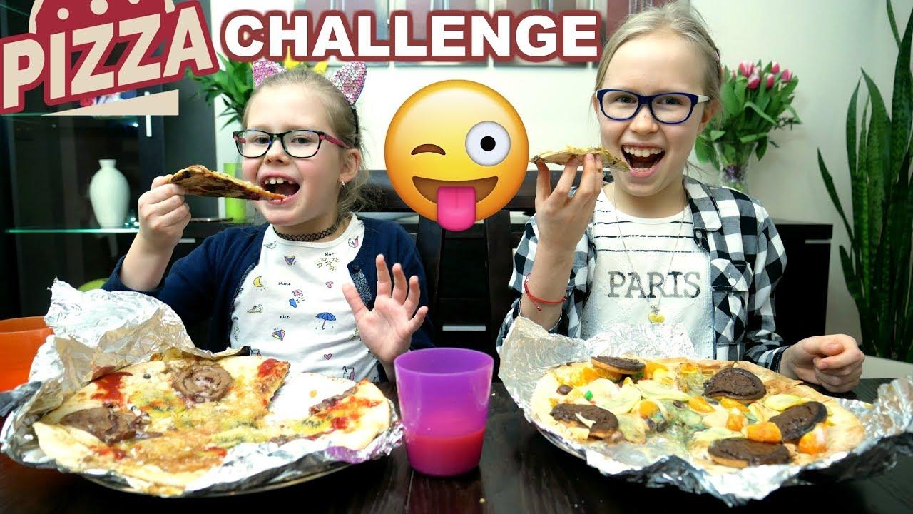PIZZA CHALLENGE #2 z KOLEŻANKĄ