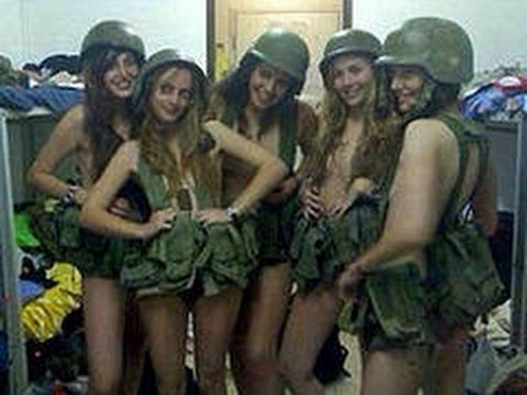 Female Israeli soldiers reprimanded for racy photos