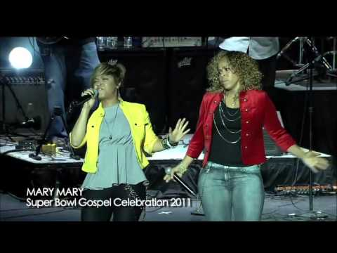 Mary Mary Super Bowl Gospel Celebration