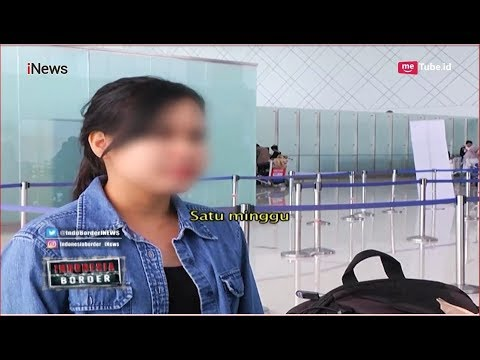 Gerak-gerik Mencurigakan, WNA Thailand Kedapatan Bawa 1Kg Narkotika Part 03 - Indonesia Border 17/11