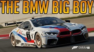 Forza 7 The BMW M8 Big Boy Is Here