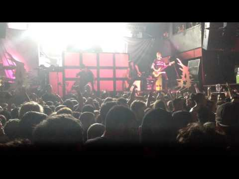 Attila Live 2015 Fort Lauderdale, Florida 11/21/15