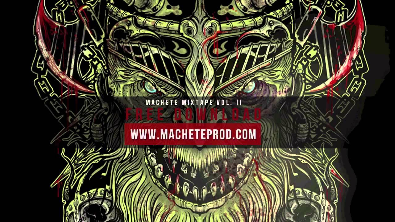 Machete Mixtape II - Ready For War
