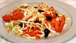 How -to Make Real Jamaican Cabbage Salad Recipe Fast And Easy Jamaican Homestyle