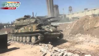 Новости Сирия. Война за Джобар