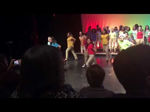 Northwest School of the Art Middle Spring Musical Revue