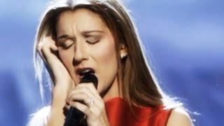Watch Celine Dion The First Time Ever I Saw Your Face video