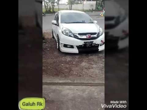 Honda Mobilio 2014 Body Kit Youtube