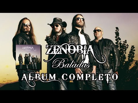 Zenobia - Baladas (Álbum Completo) 2015