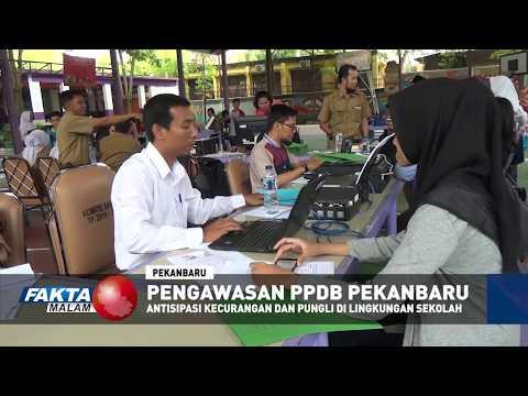 Pengawasan Terkait PPDB Kota Pekanbaru