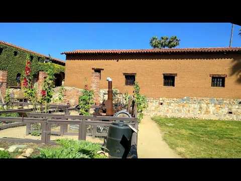 { 4K } Mission San Juan Capistrano Narrated Tour