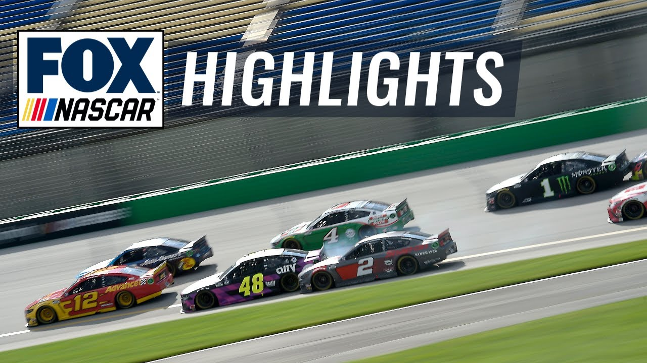 Quaker State 400 at Kentucky | NASCAR ON FOX HIGHLIGHTS