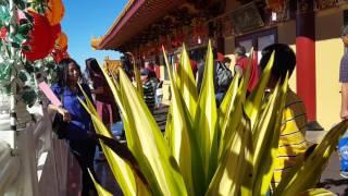 TheDinhFamily - Gia đình đi chùa Đài loan - Mùng hai tết 2017 Đinh Dậu P2