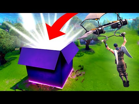 How To ENTER THE CUBE In FORTNITE!
