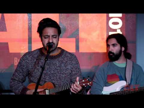 Young The Giant - Art Exhibit (Live @ The Brio Technologies ALT Lounge)