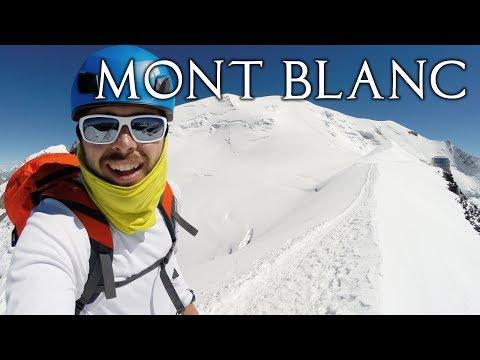 Mont Blanc : Comment le Gravir?