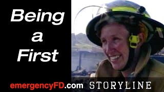 Being a First-The Story of Director Gina Sweat