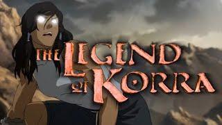 The Legend Of Korra: Book Three: Change / AMV Fan Trailer (ENG, RUS SUBS)