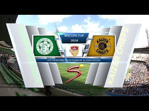 Macufe Cup 2018 | Highlights | Bloemfontein Celtic vs Kaizer Chiefs