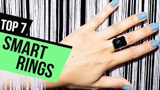 7 Best Smart Rings 2018 Reviews