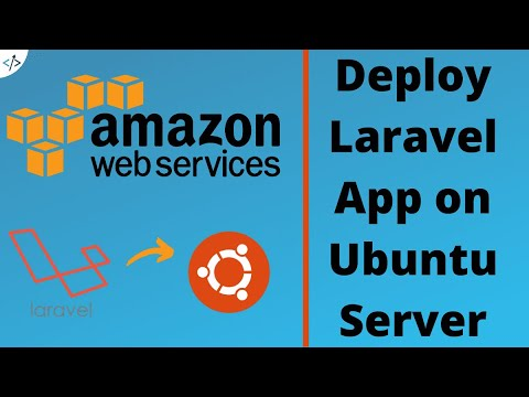 Deploy Laravel app