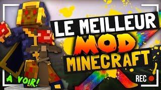 LE MEILLEUR MOD MINECRAFT PVP !! 1.8 = 1.7 !! (LabyMod)
