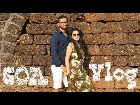 GOA TRAVEL DIARY | FIRST TIME IN GOA | COUPLE MADNESS