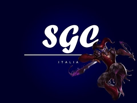 SGC ITA - SHACO JUNGLE - League Of Legends
