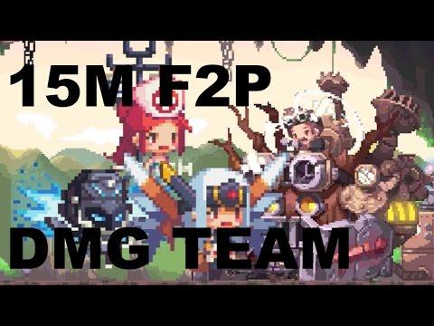 Crusaders Quest: (April 2017) Don't mess with Fergus! - F2P 15m+ dmg team sentinel-r0-nurspy