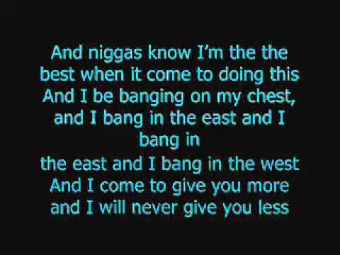 Chris Brown   Look At Me Now Lyrics ft  Lil Wayne & Busta Ryhmes Official