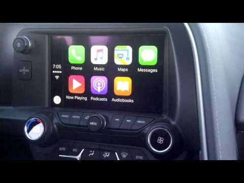 2015 Chevrolet Silverado How To Video Mylink Infotainm