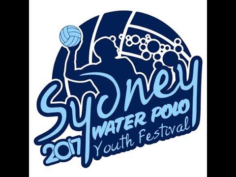 NSW Opals v QLD Maroon - (U16m) - Sydney Water Polo Youth Festival
