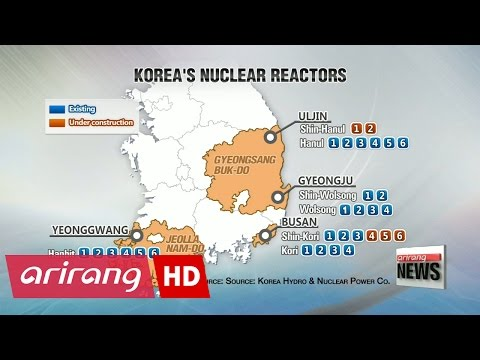 Safety versus development? Korea's nuclear energy development today
