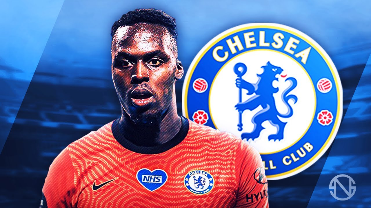 Download EDOUARD MENDY - Welcome to Chelsea - Crazy Saves & Reflexes - 2020