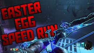 'Der Eisendrache' Solo Easter Egg Speed Run Attempts (Black Ops 3 Zombies)