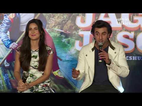 Katrina's Reaction When Ranbir Praises Salman Khan In Public