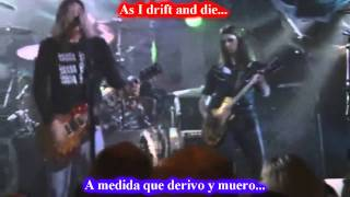 Puddle Of Mudd - Drift And Die subtitulado ( español - ingles )