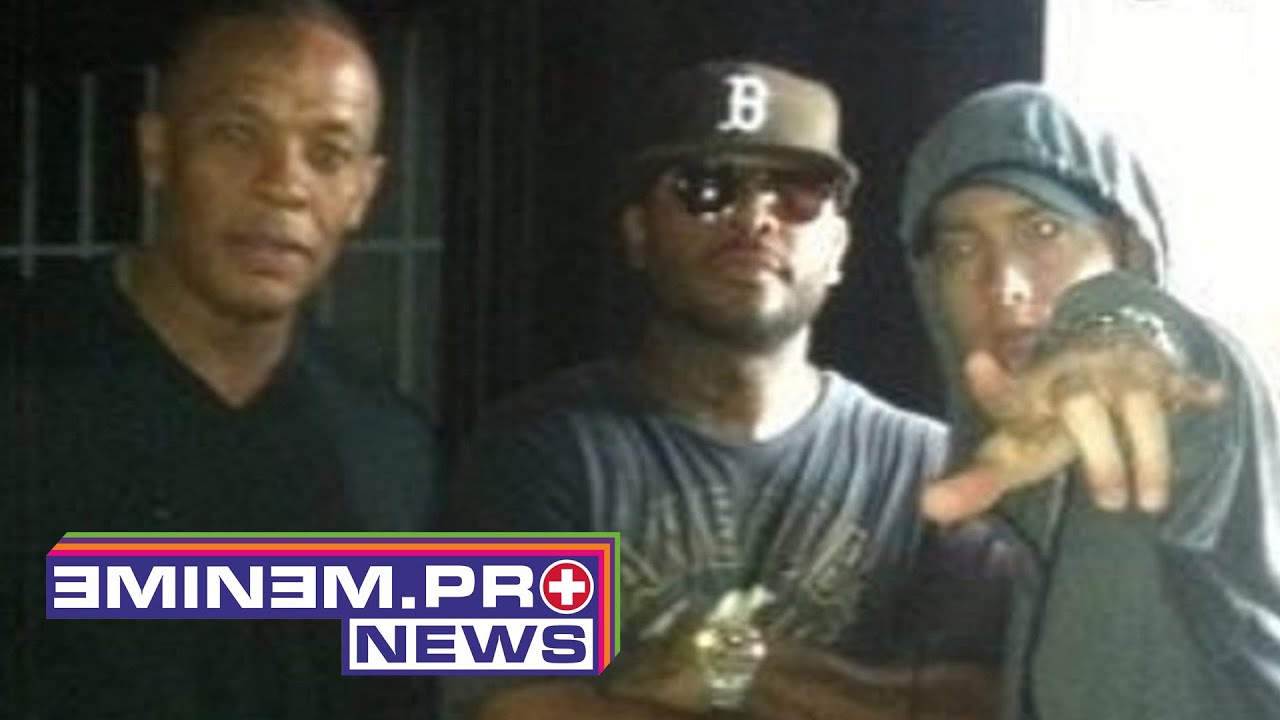 Royce da 5'9 Checking With Dr. Dre
