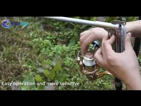 Adjustable Fishing Rod