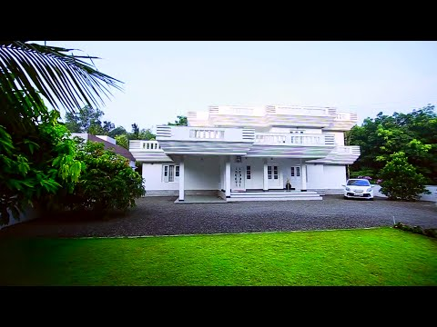 SHINING HOMES - WHITE HOUSE- 2400 Sqft  - (KANJIRAPILLY)