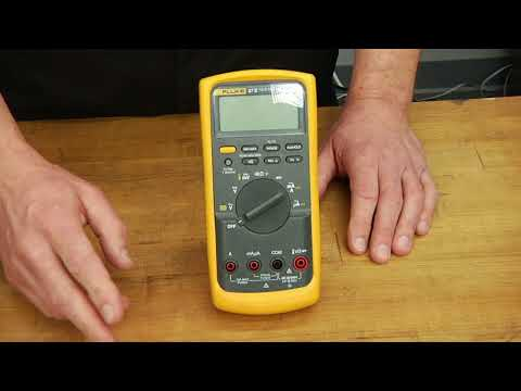 Using a Digital Multimeter to Check Amperage | ACDelco TechConnect